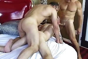 Robert Rexton acquires drilled by tissue daddies Max Sargent and Fluke Caldwell