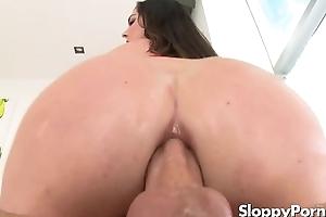 Brittany Shae sloppy anal