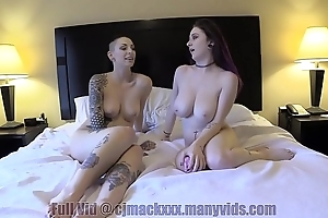 Little Sister Slut Out of the public eye Threesome Parts 1, 2