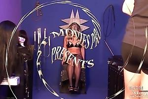 Trailer 02 - Die Sklavinnen Pearl   Janette beim Bondage fick