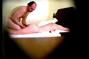 Horny Close-matched Camera Massage Older Man-Older Woman Eats Pussy, Gets Orall-service