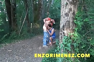 Enzo RIMENEZ have sexual intercourse bareback a latino