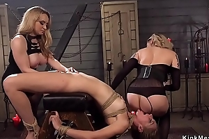 Maitresse the man and anal Nautical port slave
