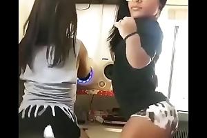 duo sexy lalin girl midgets