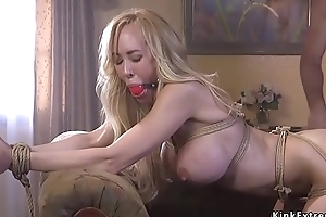 Ricochet huge tits Milf licked and fucked