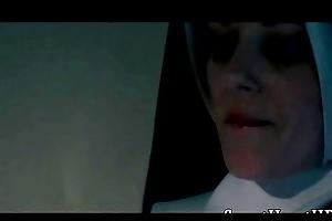 Lickerish lesbian nun ill feeling