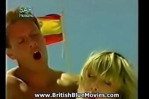 British retro fro Claire Butland and Rocco
