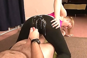 Twerked coupled with Jerked by Yoga Pants