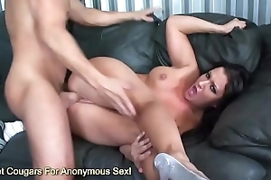 Luxxx May Sits Her Big Ass Down Heavens A Hard Shaft