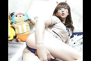 Beautiful Chinese  Abbykitty Masturbation sexy show-1