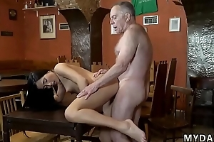 Daisy haze dad issues and old white guy fucks girl Can you trust