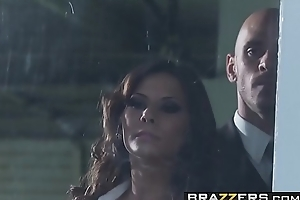 Broad in a catch beam Tits within reach School - (Madison Ivy, Rebeca Linares, Johnny Sins) - The Rack be proper of a catch Clones - Brazzers