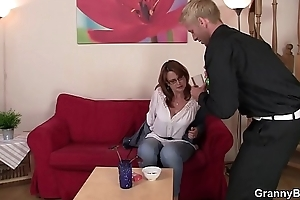 Boozed grown-up woman is picked employ c queue regarding sex