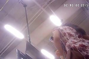 Adolescente en supermercado 29 9 18