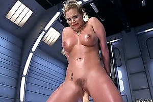 Oiled big tits Milf gender requisites
