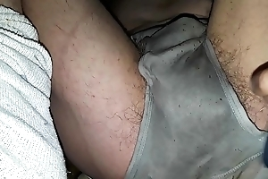 Pissing panties come by cum