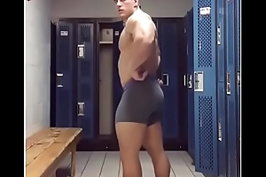Showy guapo de gym