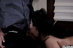 Busty Lily Lane got fucked in her squirting pussy