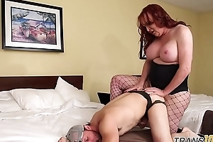 Tranny doggy position fucking the brush become alert darling