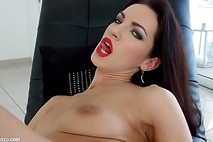 Linda Moretti by All Internal approximately dripping creampie scene