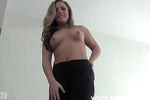 How amazing does my ass look in those new yoga pants JOI