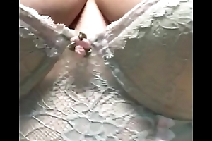 Mexican busty lady